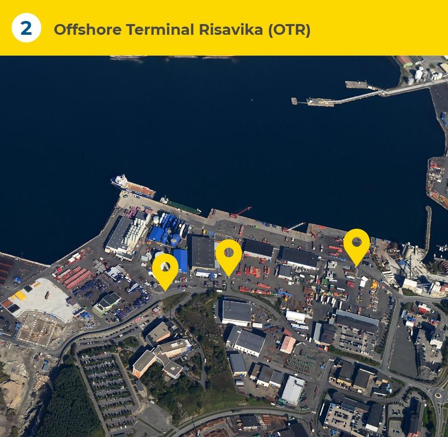 2 Offshore Terminal Risavika (OTR)