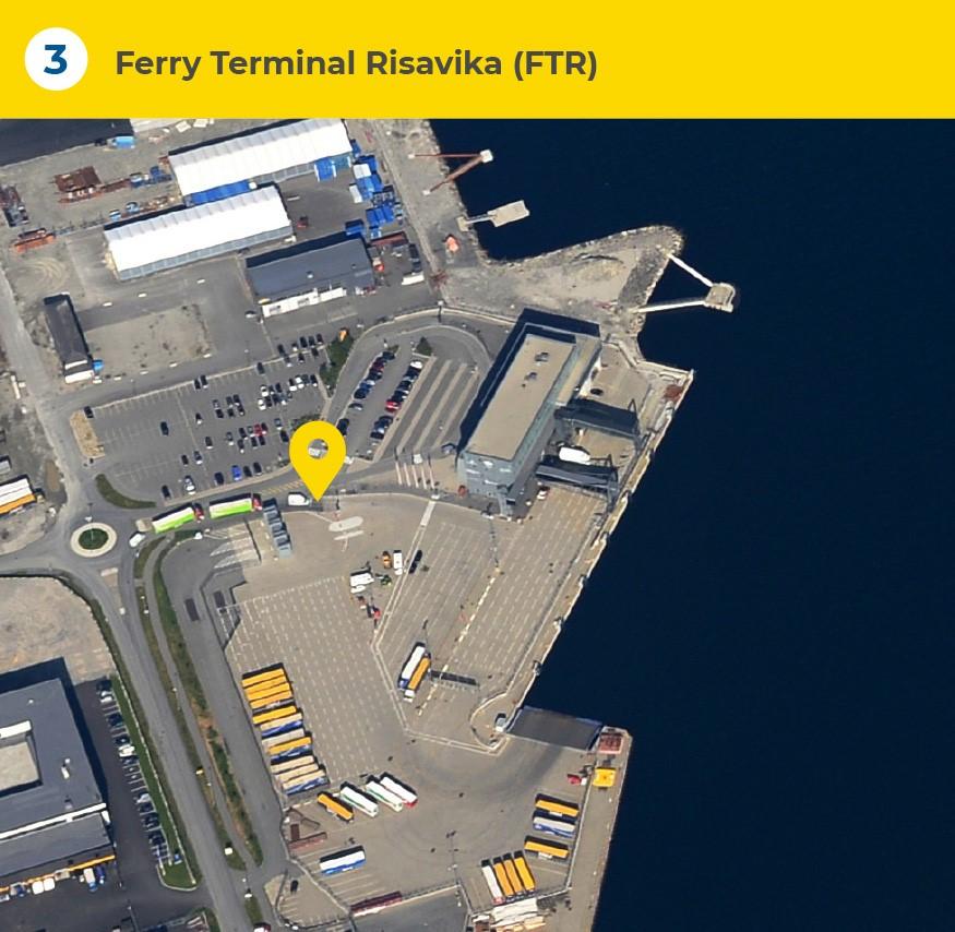 3 Ferry Terminal Risavika (FTR)