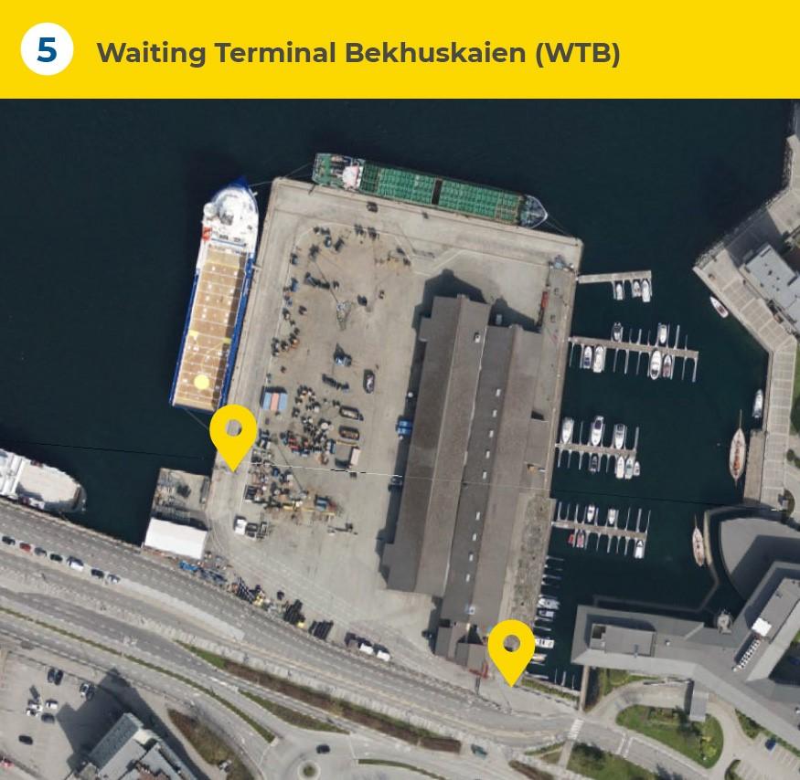 5 Waiting Terminal Bekhuskaien (WTB)