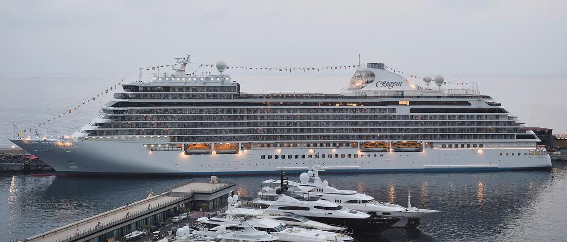 Seven Seas Explorer, Foto fra rederiets nettsider